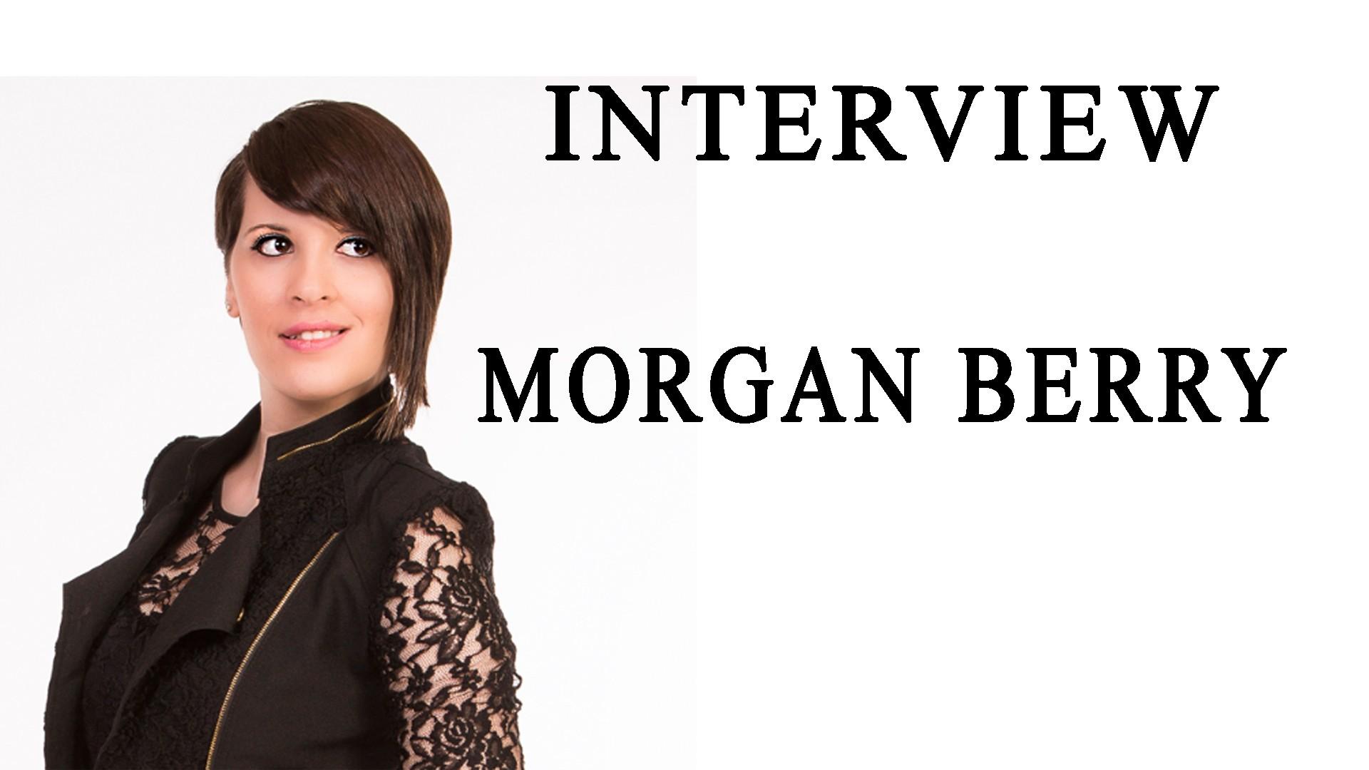[ENGLISH] Interview mit Morgan 'Tokaku Azuma' Berry