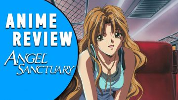 ANIME REVIEW: ANGEL SANCTUARY [German/Deutsch]