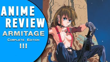 ANIME REVIEW: ARMITAGE III  [German/Deutsch]