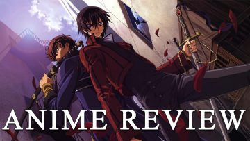 ANIME REVIEW: CODE GEASS [German/Deutsch]
