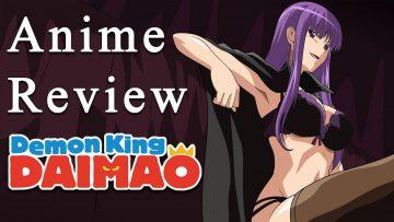 ANIME REVIEW: DEMON KING DAIMAO  [Blu-ray] [German/Deutsch]