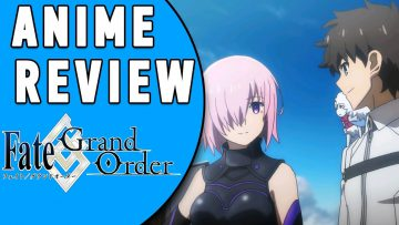 ANIME REVIEW: FATE/GRAND ORDER: FIRST ORDER [German/Deutsch]