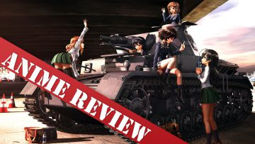 ANIME REVIEW: Girls und Panzer [German/Deutsch]