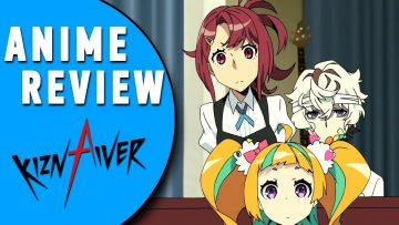 ANIME REVIEW: KIZNAIVER  [German/Deutsch]