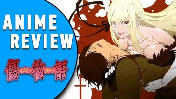 ANIME REVIEW: KIZUMONOGATARI [German/Deutsch]