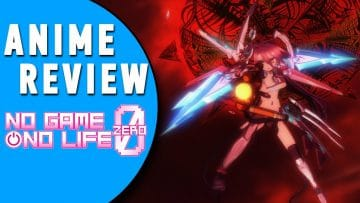 ANIME REVIEW: NO GAME NO LIFE ZERO  [German/Deutsch]