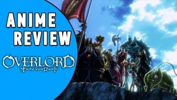 ANIME REVIEW: OVERLORD [German/Deutsch]