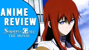 ANIME REVIEW: STEINS;GATE The Movie [German/Deutsch]