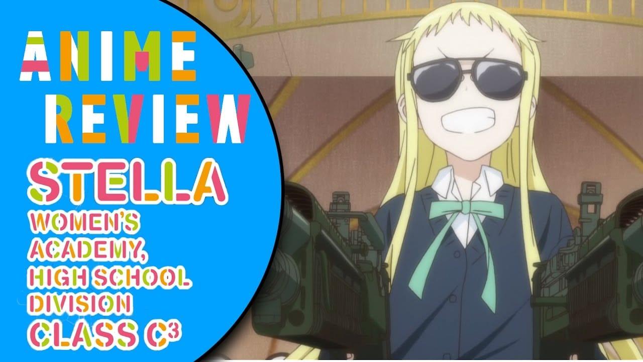 High School Anime Deutsch