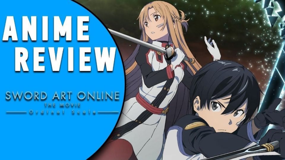 Sword Art Online Ordinal Scale Stream Deutsch