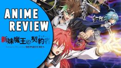 ANIME REVIEW: THE TESTAMENT OF SISTER NEW DEVIL DEPARTURES [German/Deutsch]