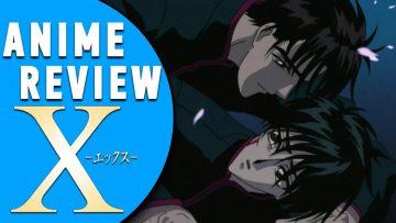 ANIME REVIEW: X – TV SERIE [German/Deutsch]