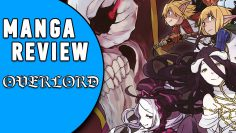 MANGA REVIEW: OVERLORD BAND 1