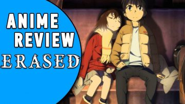 [RE-UPLOAD] ANIME REVIEW: ERASED [German/Deutsch]