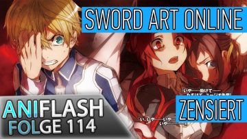 ANIFLASH #114 – STRIKE THE BLOOD | #KRUNCHYSM | SCHOOL-LIVE!