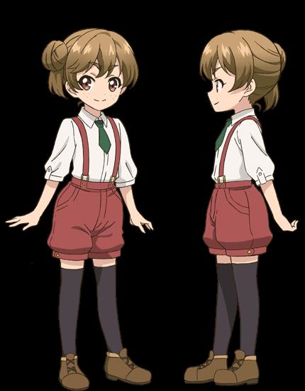 Yūki Kuwahara als Chloe