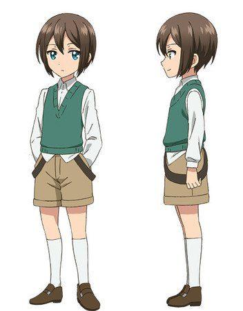 Katsumi Fukuhara als Anthony