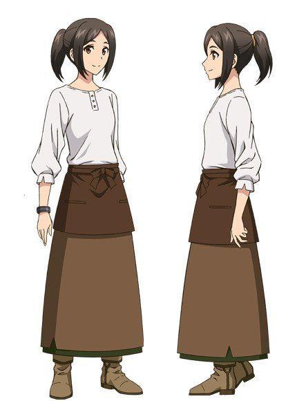 Manami Numakura als Rita