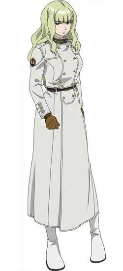 Maaya Sakamoto as Elizabeth