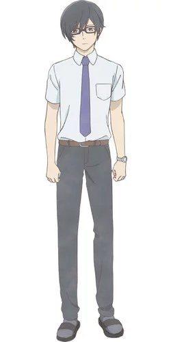 Jun Fukuyama as Tomoaki Yamagishi