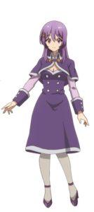 Saori Ōnishi als Arcena