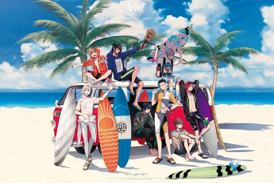 Was Befindet Sich In Einem Anime?