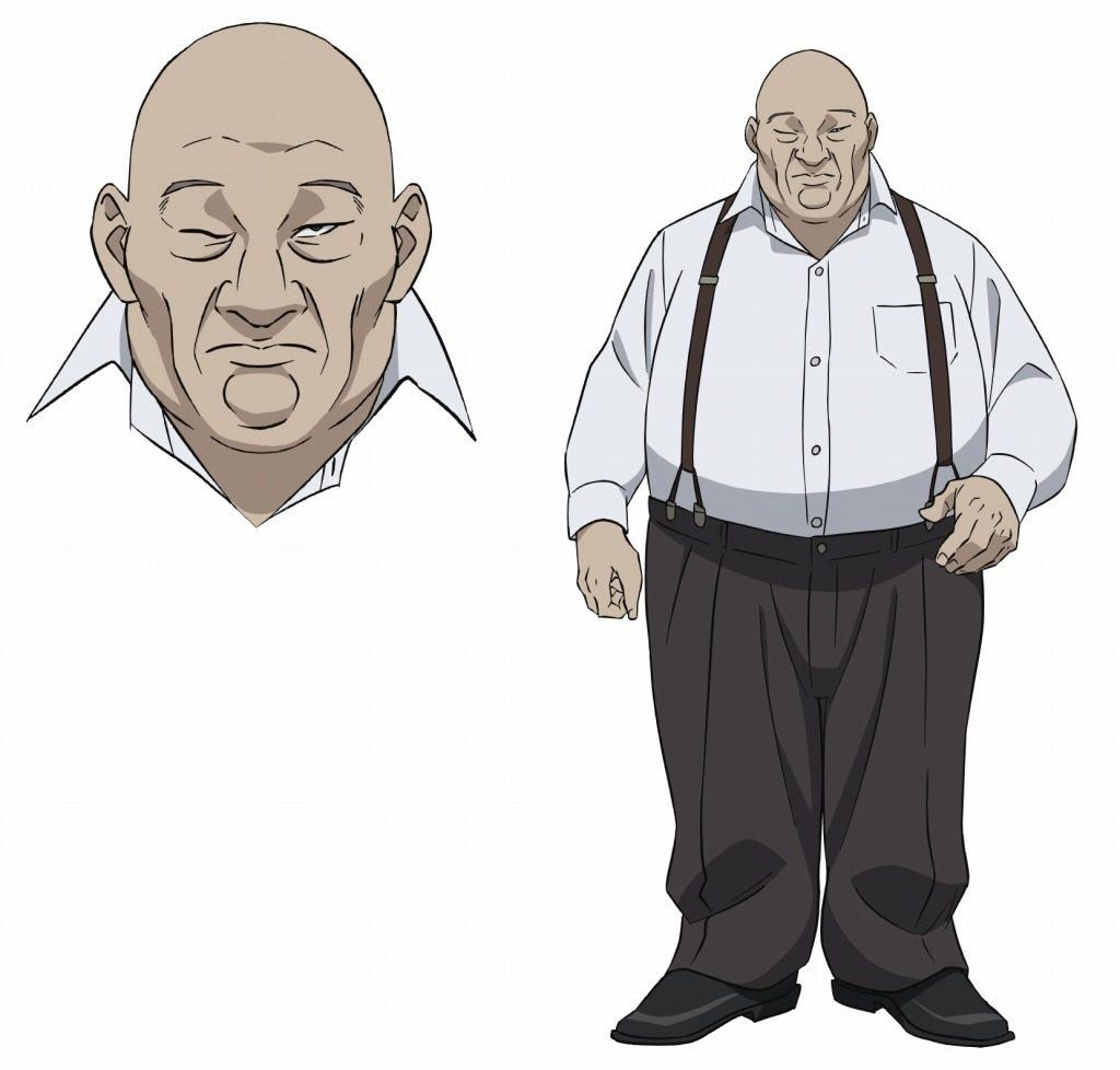 Nobuo Tobita als company president