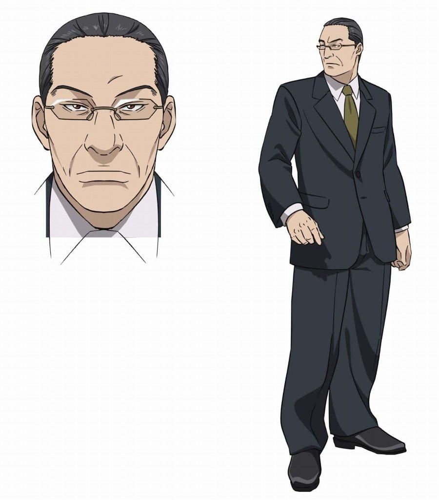 Shunsuke Sakuya as Katsuragi