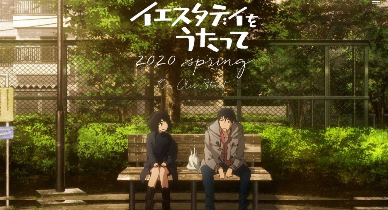 Erster Teaser zum Sing 'Yesterday' for Me-Anime
