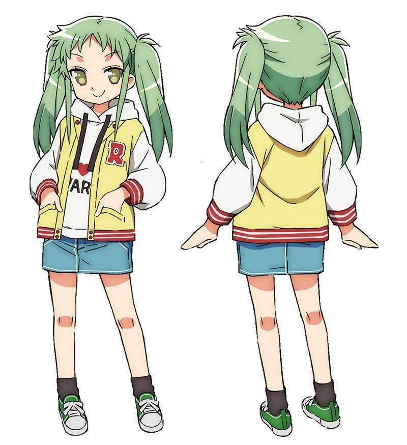 Hiromi Igarashi als Rin Araya (R凸)