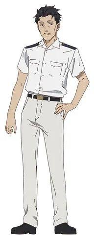 Hiroaki Hirata als Ichiro Satomi