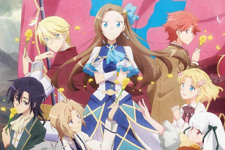KAZÉ Anime sichert sich My Next Life as a Villainess   Anime Heaven