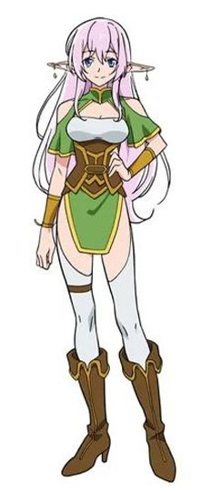 Sora Amamiya als Yarandrala